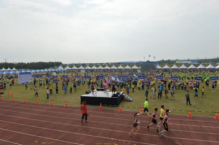 제주국제관광마라톤축제 2018