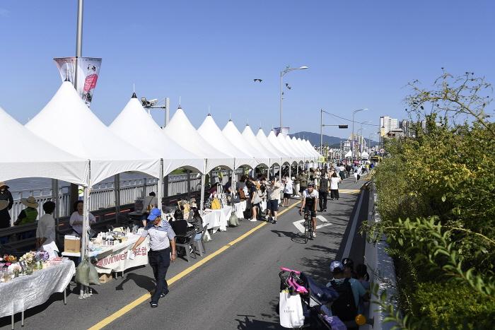 広津橋フェスティバル(광진교 페스티벌)
