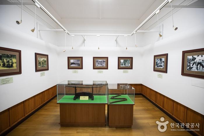 Музей современной истории Мокпхо, здание №2 (목포근대역사관 2관)
