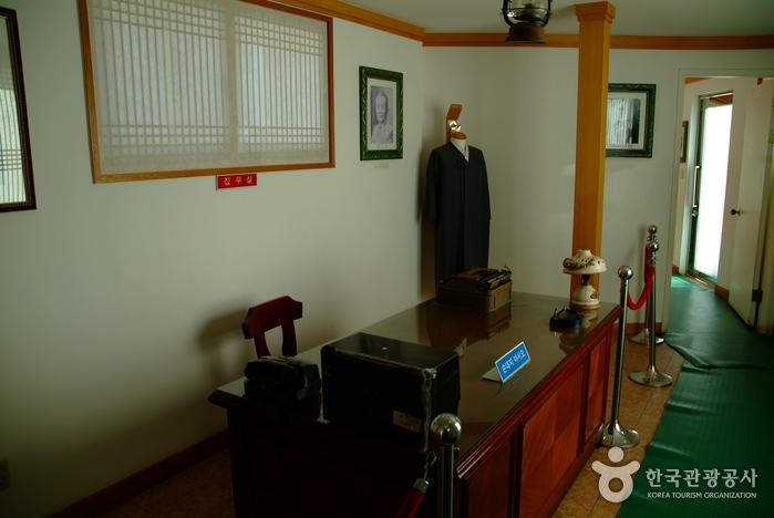Загородный дом (дача) Ли Ги Буна (이기붕별장)6