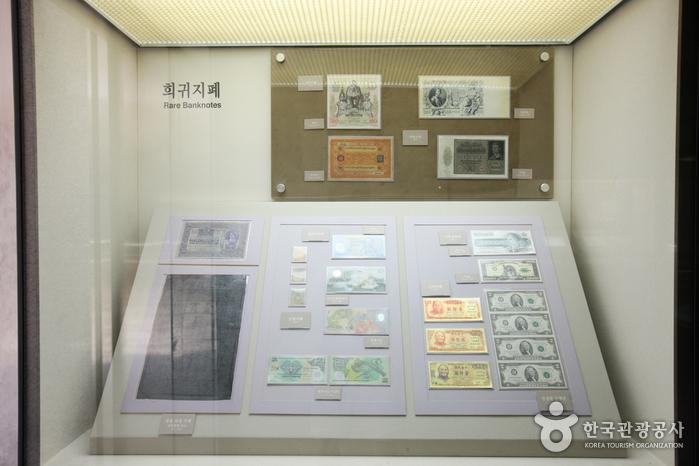 Музей денег (화폐박물관)