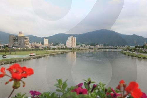 Река Тхамчжинган (탐진강)