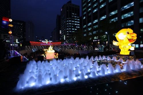 Seoul Lantern Festival (서울빛초롱축제)