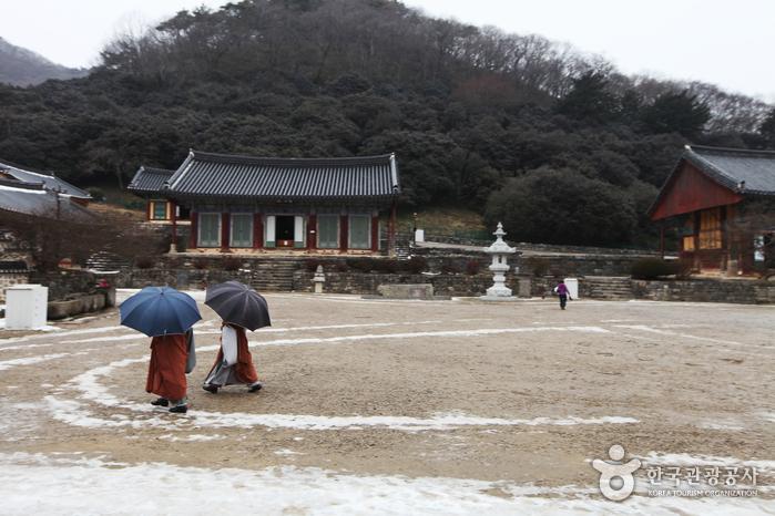 Seonunsan Mountain - Jeonbuk National Geopark (선운산 (전북 서해안권 국가지질공원))