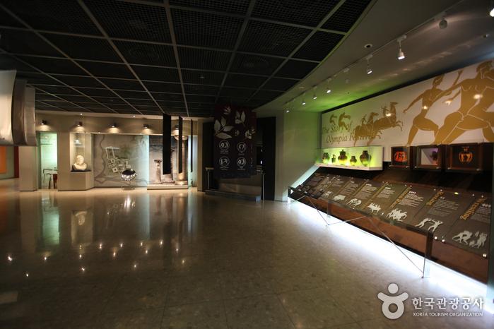 Сеульский музей Олимпийских игр (서울올림픽기념관)4
