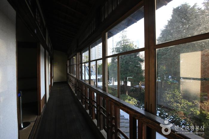 Японский традиционный дом в Кунсане (Дом Хироцу) / (군산 신흥동 일본식가옥(히로쓰 가옥)) 9