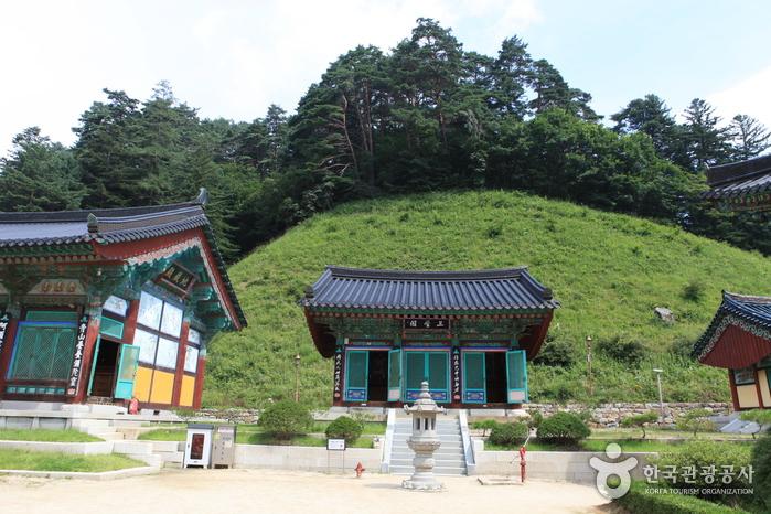 月精寺(五台山)월정사(오대산)