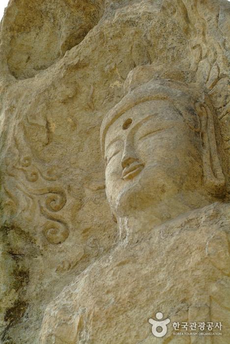 Храм Кольгульса (골굴사)6