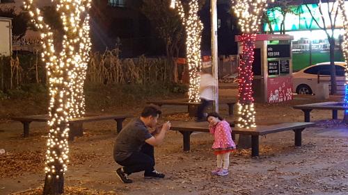 복정동 어울림 빛 축제 2018  사진3