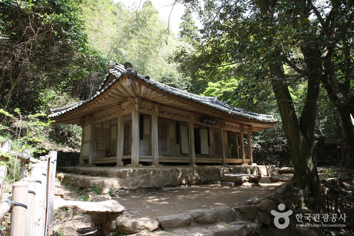 Dasan Chodang (Historic Site Related to Jeong Yak-yong) (다산초당 (다산 정약용 유적지))
