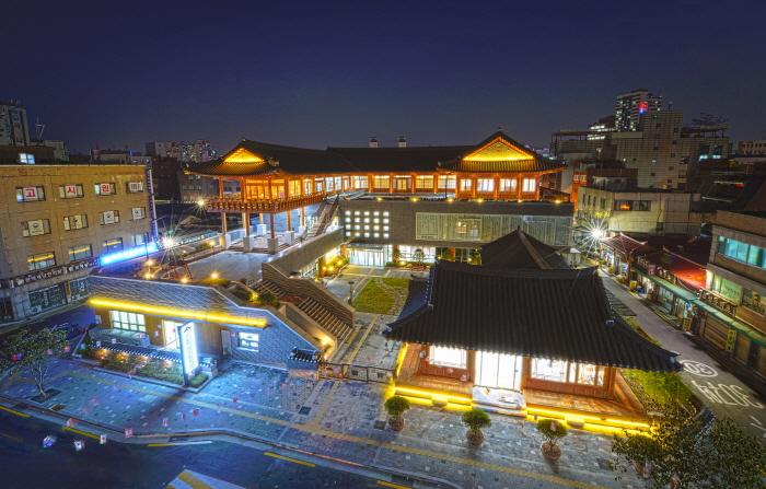 Museum für traditionelle koreanische Medizin (서울약령시 한의약박물관)