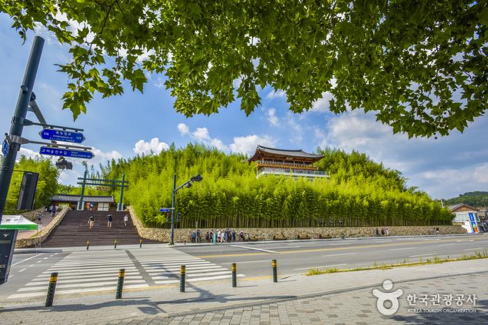 竹緑苑(죽녹원)