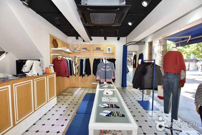 圣杰姆(SAINT JAMES)三清店(SAINT JAMES BOUTIQUE SAMCHEONG)