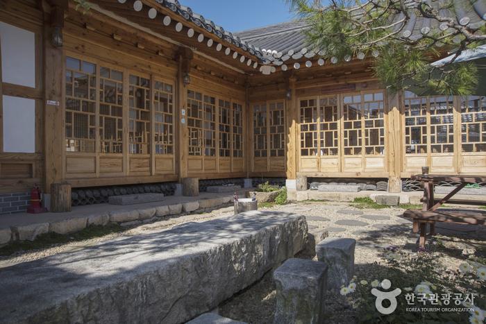 慶州スホジョン [韓国観光品質認証] (경주수호정 [한국관광 품질인증/Korea Quality])