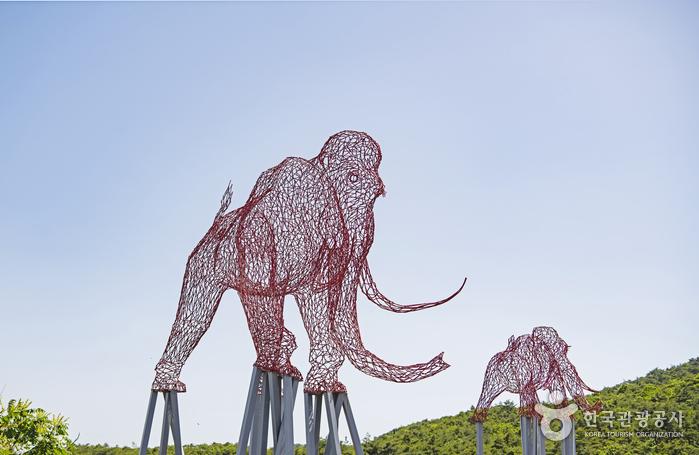 Parque Artístico Haslla Art World (하슬라아트월드)8