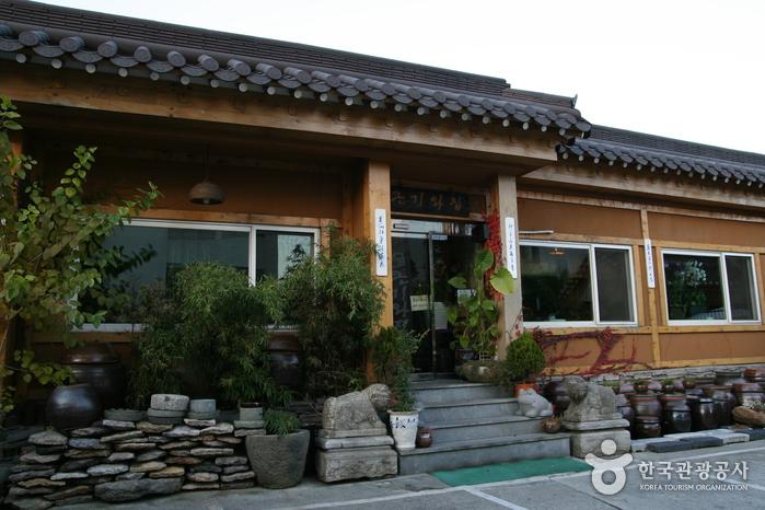 Ресторан Keungiwajip (큰기와집)2