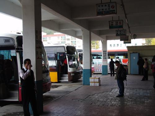Tongyeong Bus Terminal (통영종합버스터미널)