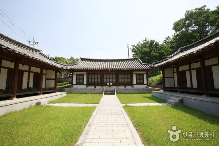 photo about Seowon, Korean Neo-Confucian Academies