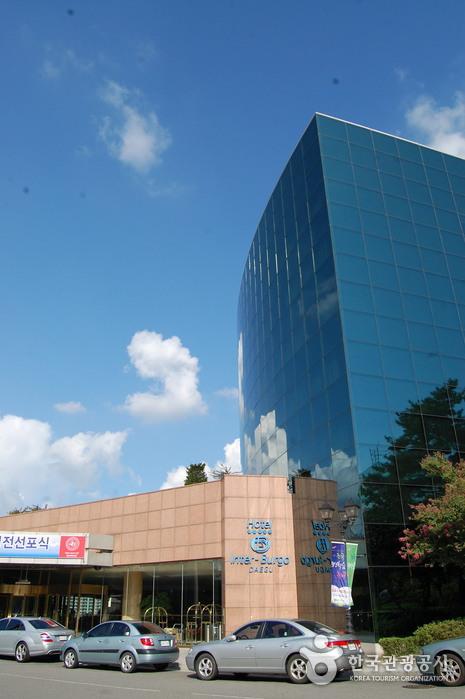 Hotel Inter-Burgo - Daegu (호텔인터불고 대구)