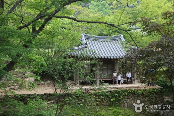 潭阳潇洒园(담양 소쇄원)