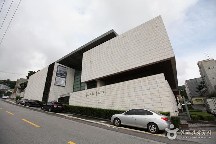 ガナアートセンター(가나아트센터)