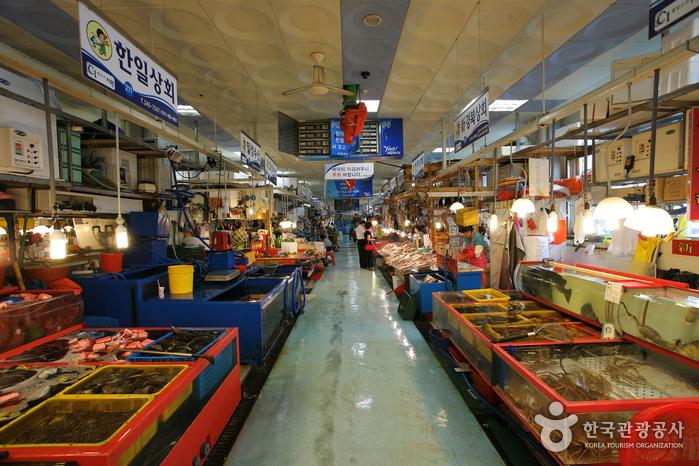 釜山札嘎其市場(부산 자갈치시장)27