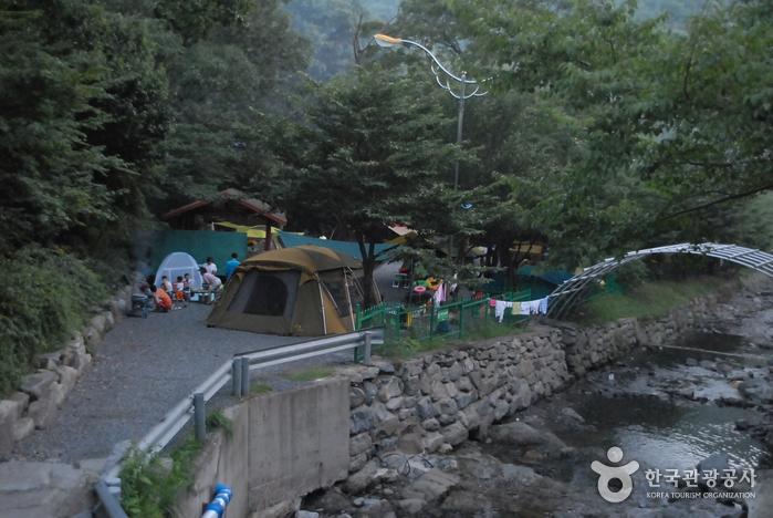 Seongjusan Recreational Forest (성주산자연휴양림)