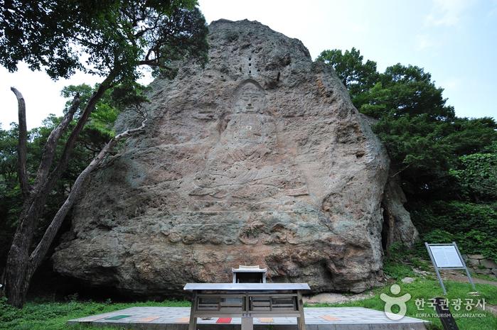 Буддийский храм Досорам (Кочхан) (도솔암(고창))6