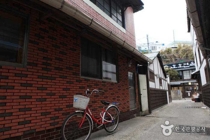구룡포 일본인 가옥거리