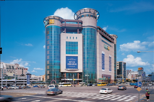 Hyundai Department Store - Cheonho Branch (현대백화점 (천호점))