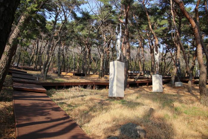 장복산조각공원
