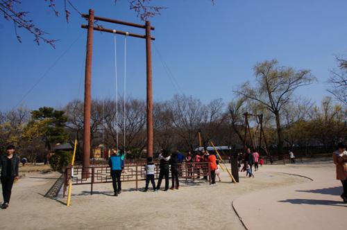 Gwanghalluwon Garden (광한루원)