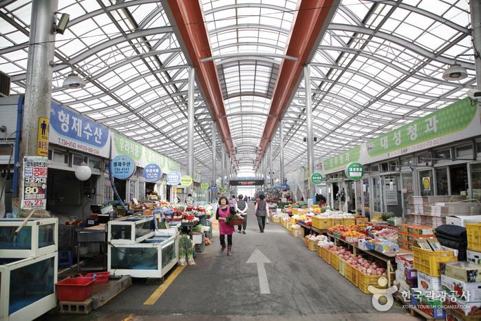 영해만세시장 / 영해관광시장 (5, 10일)