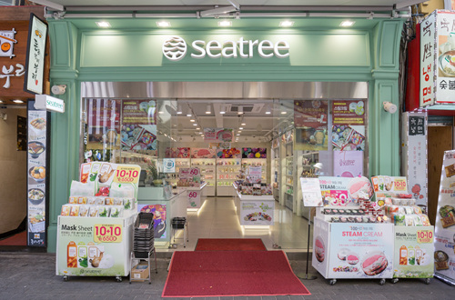 Seatree -  Myeong-dong UNESCO Branch (시트리 (명동 유네스코점))