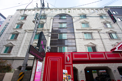 Hotel Yaja Oncheon - Goodstay (호텔야자 온천장점)