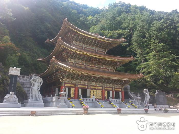 Tempel Danyang Guinsa (구인사(단양))