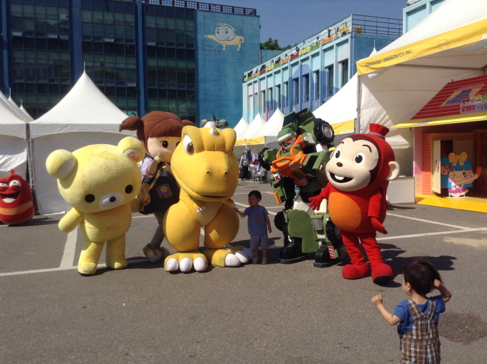 Internationales Comic-und Animationsfestival Seoul (서울국제만화애니메이션페스티벌)