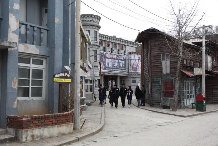 순천드라마촬영장, 1980년대 서울 변두리