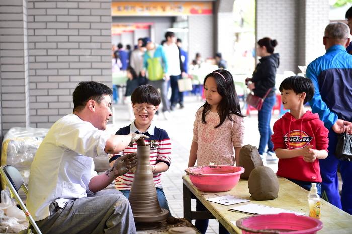 驪州陶磁器祭り(여주 도자기축제)