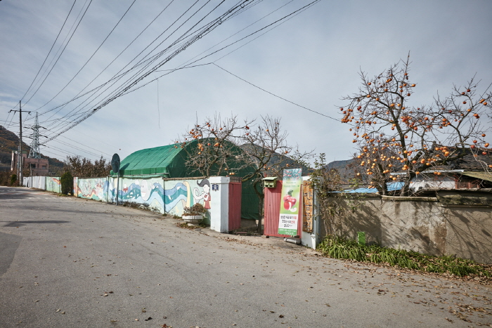 Деревня Гуам фарм стэй (구암팜스테이마을)5