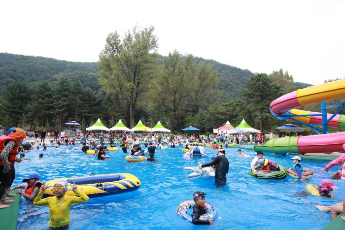 물의나라 화천 쪽배축제 2018   사진3