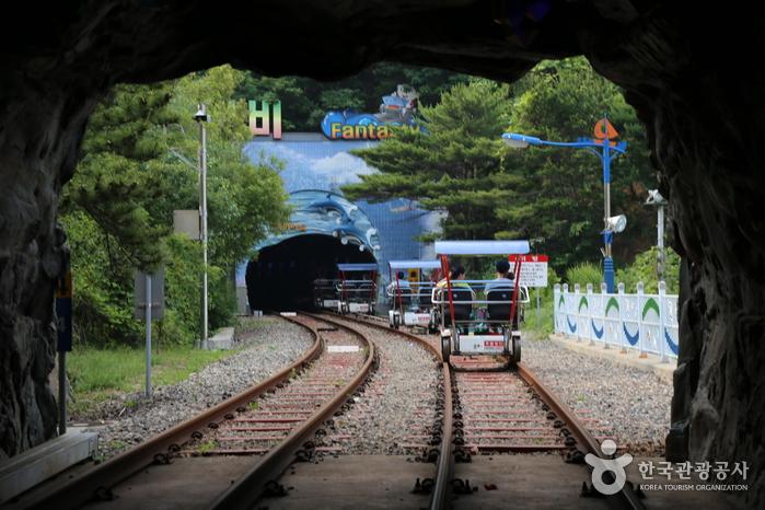 신비의 터널