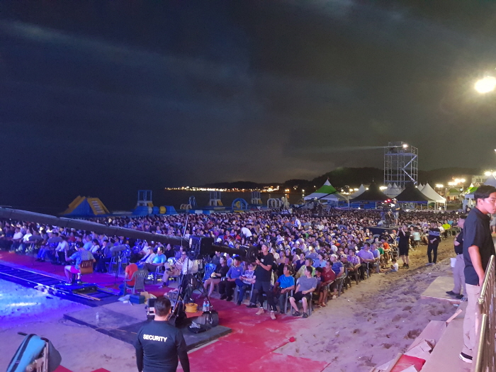 기장임랑썸머뮤직페스티벌(CJ헬로비전 전국어린이동요대회, 부산MBC대학가요제) 2018  사진5