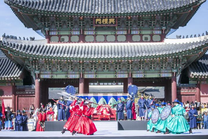 궁중문화축전 2019