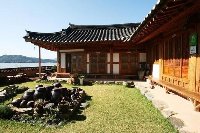 日の入りが美しい韓屋[韓国観光品質認証] (일몰이아름다운한옥[한국관광 품질인증/Korea Quality])