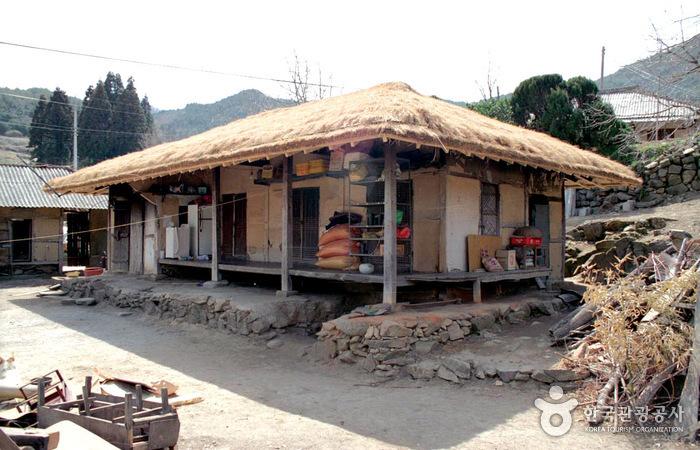 Village cinématographique de Geumgok (장성 금곡영화마을)