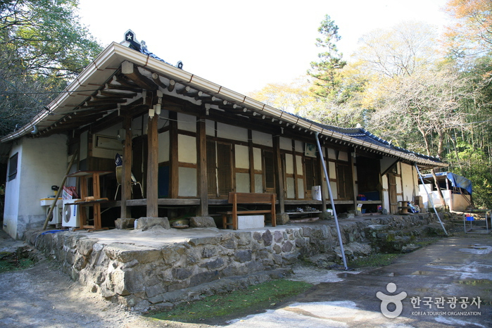 Bamboo House (대나무집)