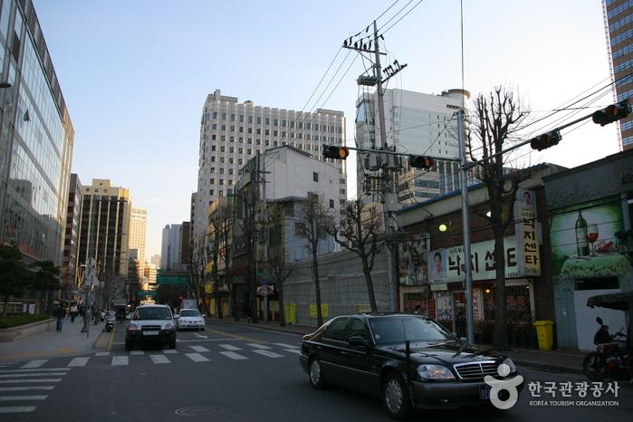 서울 종로 낙지볶음 골목