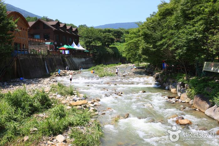 Jangyu Daecheonggyegok Valley (장유대청계곡)