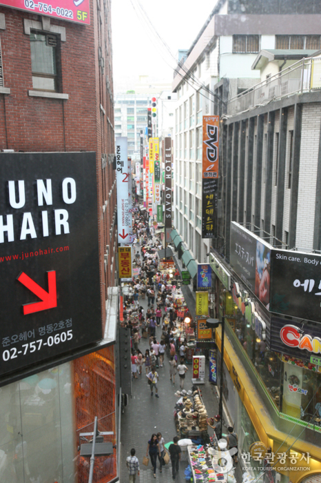 Myeong-dong ()